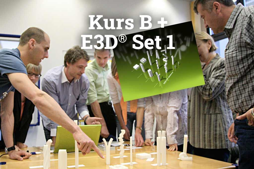 Bild für TRAINERKURS B mit Emotions in 3D Set 1